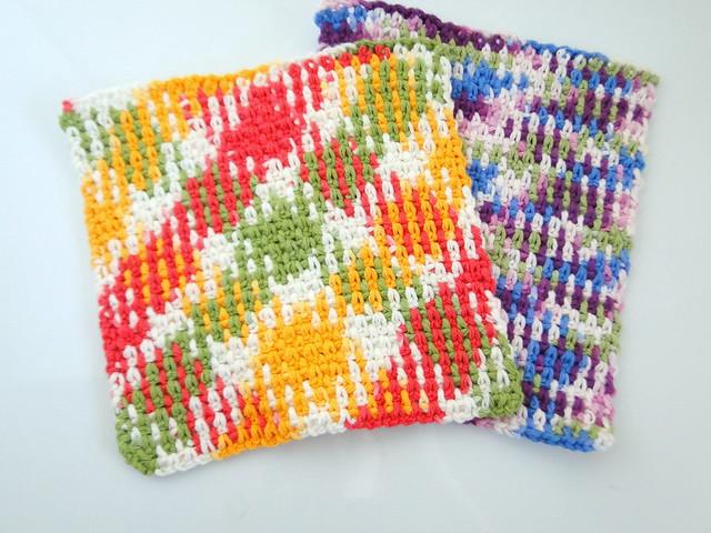 woven stitch cloths