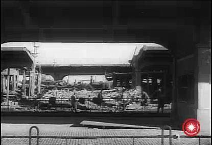 Peroanele de la Gara de Sud Ploiesti 1944