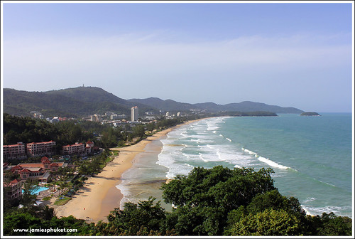 Karon Beach 11th June 2012