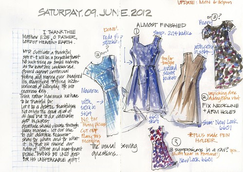 120609 Sewing Plans