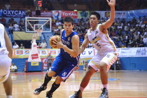 FilOil 2012 Final Four: NU Bulldogs vs. Ateneo Blue Eagles, June 9