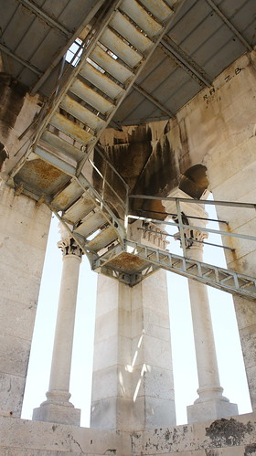 Bell Tower, Diocletian's Palace, Split, Croatia