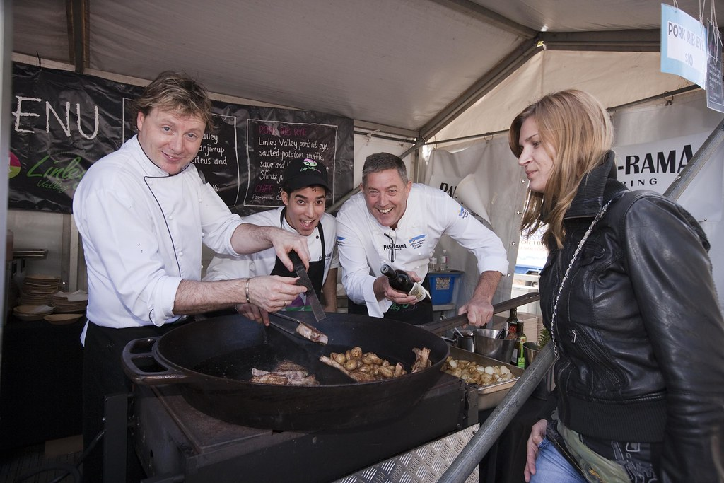 Food Piazza - Linley Valley Pork @Mundaring Truffle Fest.jpg