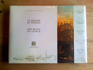 The Boats of Venice book