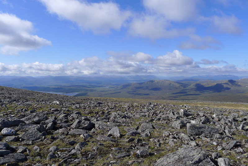 Towards Rannoch and the Bridge of Orchy