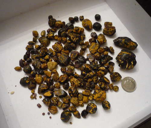 garnets I found (6 oz total)