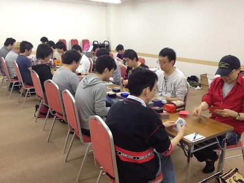 LMC Chiba 419th : Hall
