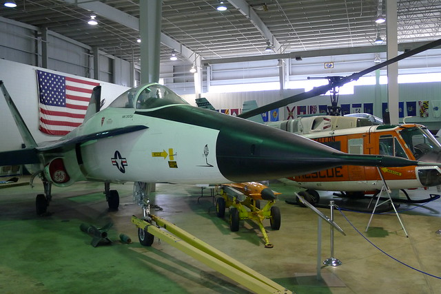 Northrop YF-17 & Bell VH-1N Huey