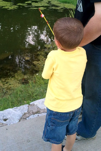 reeling-in-fish