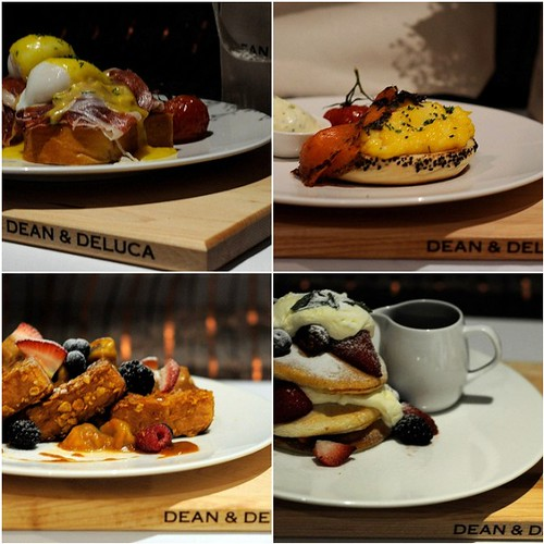 Mosaic: All Day Breakfast Mains at Dean & DeLuca Singapore
