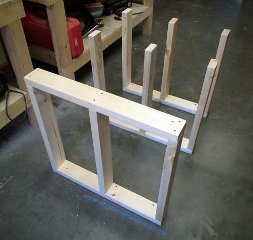 Wing Cradle Frames