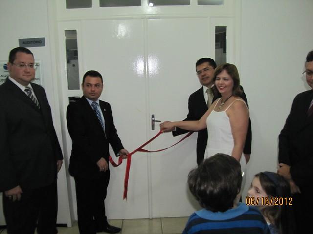 Inauguração Cursos Telepresenciais em Sobral