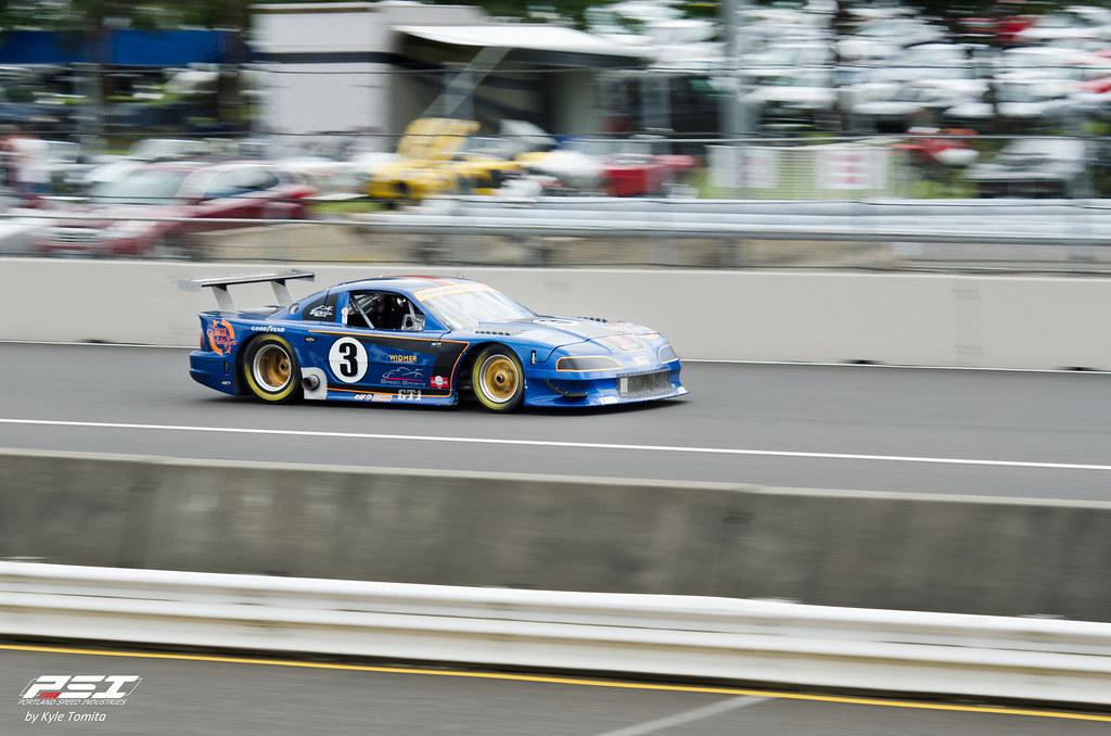 Rose Cup Race 2012 - Matt Krandall - Mustang