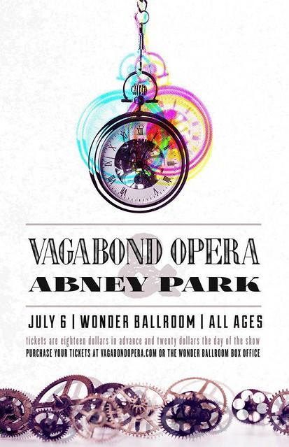 Summer Steampunk Extravagnaza @ Wonder Ballroom