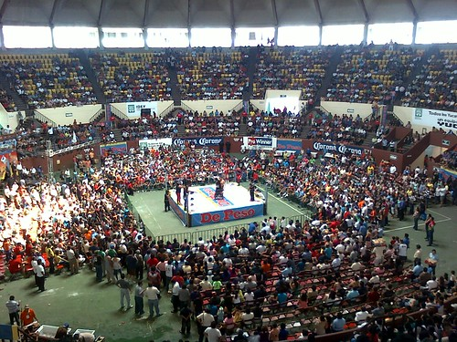 Andreshiro's photo of Lucha Libre in Merida.