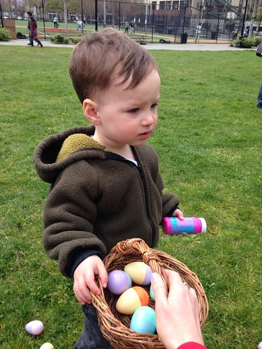 Easter Egg Hunt, Cal Anderson Park