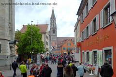 Auf dem Weg zum Münster