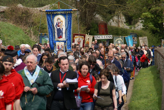RCDEA Walsingham Pilgrimage May 2016