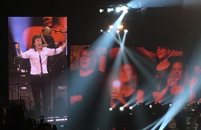 Paul McCartney Minneapolis