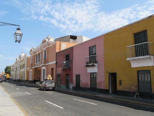 Trujillo: notre rue
