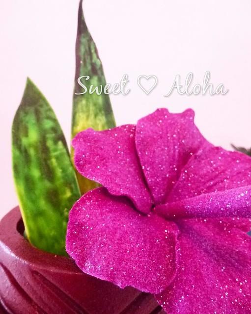 Sarah Perrins... 'Cheeky Tiki' of Sweet Aloha