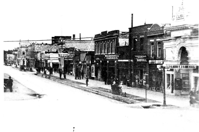 Rexburg, Idaho Main Street