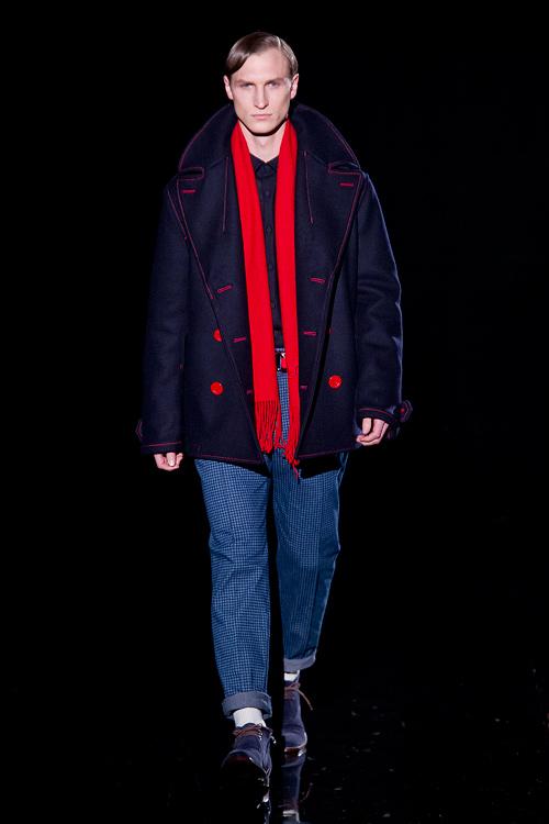 FW12 Tokyo PHENOMENON027_Andreas Brunnhage(Fashion Press)