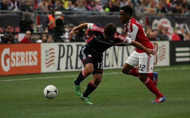 MLS - Revs 1:0 Timbers (24 Mar 2012)