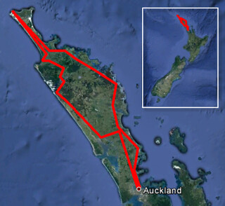 Adventure South 2012 Northland Tour