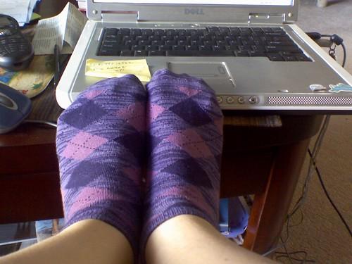 Socks! by Petunia21