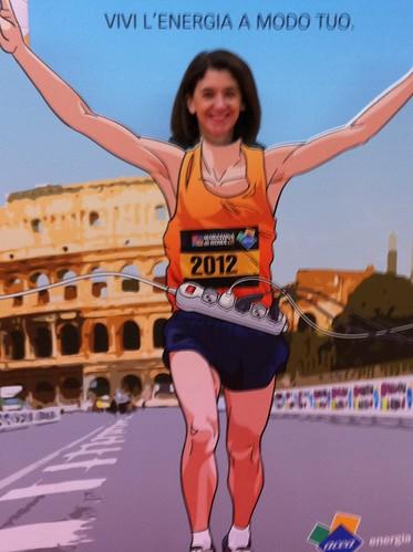 Rome marathon expo