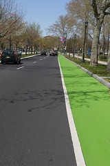 Bike Lane Philly