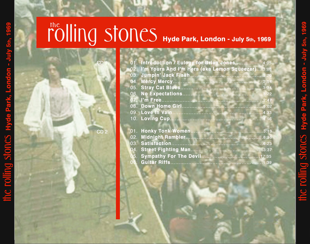 /'74 preorder Mick Taylor /& The Rolling Stones /'69