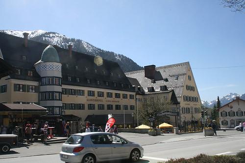 Klosterhotel Ludwig der Bayer - Ettal