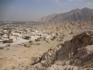 Ruínas de Shamal Ras Al Khaimah