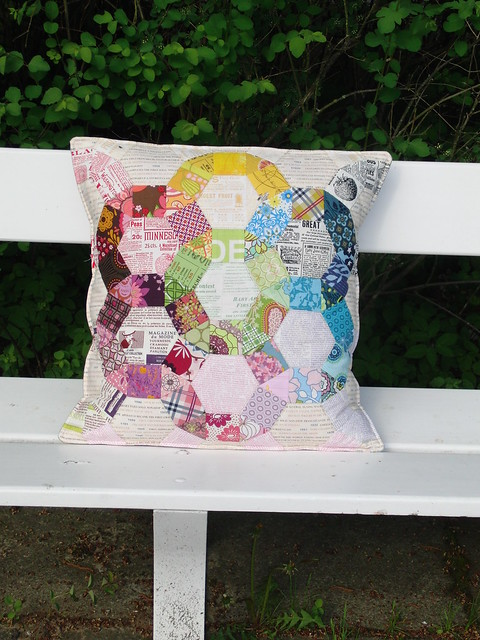 PTS 7 - Angel Pillow 'Lyrics on Hexies'...