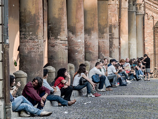 Bologna University Students
