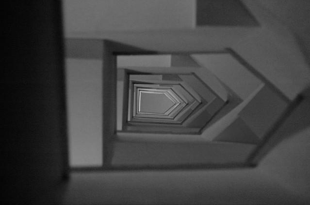 87/366: Escalera hacia... ¿dónde?