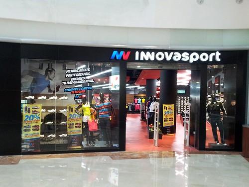 Tiendas Innovasport en el DF