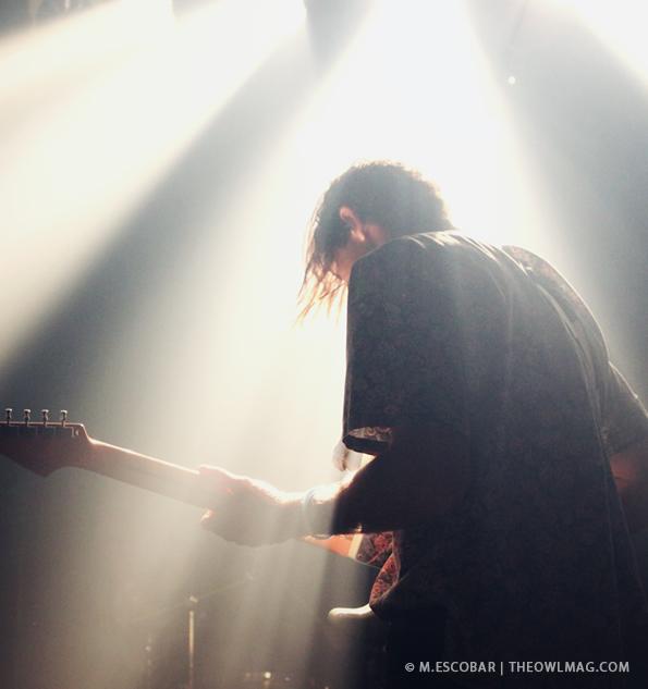 White Arrows @ The Roxy, LA 3/27/2012