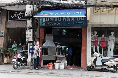 Bún Bò Nam Bộ Front