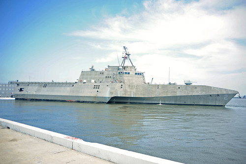 USS Independence (lcs2)
