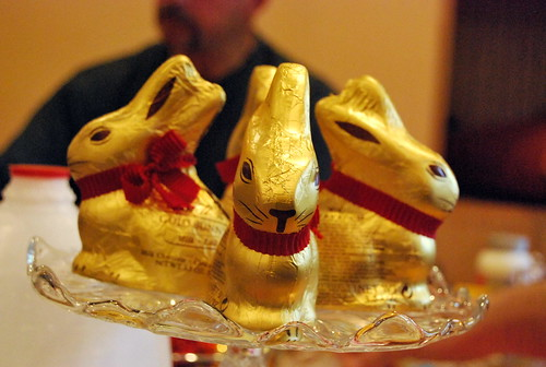 easter - chocolate bunny