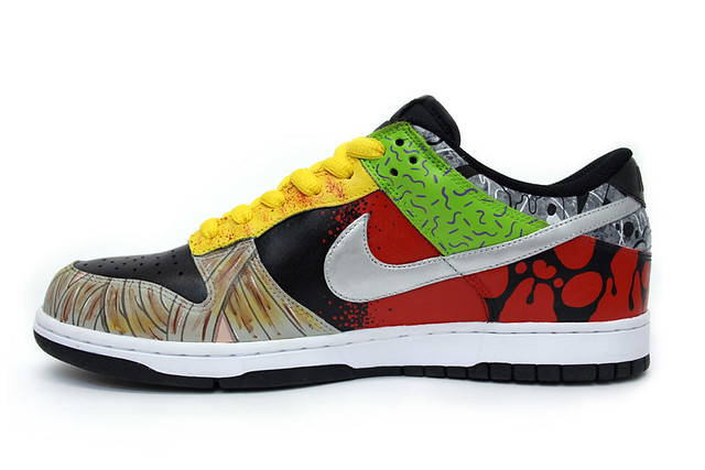 """What the Sekure?"" Dunk Low"
