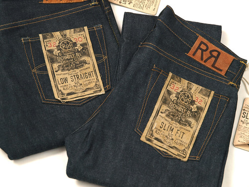 RRL / Rigid Denim