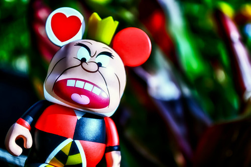 The Queen Of Hearts Awakes With A Smile by hbmike2000