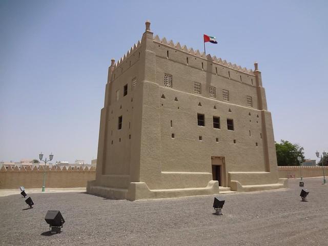 Forte Al Muraba'a em Al Ain, Abu Dhabi, EAU