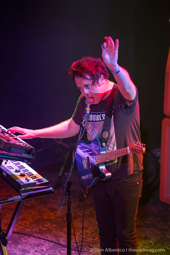 The Wombats @ Great American Music Hall, SF 5/25/12