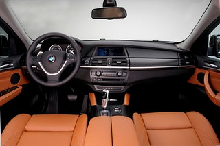 BMW X6 - Interior 2