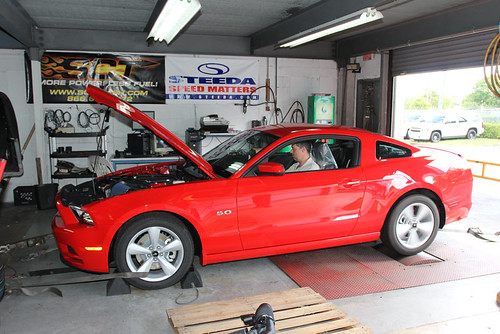 steeda 2013 mustang gt cai tune dyno results pics rh svtperformance com 2013 ford mustang gt owners manual pdf